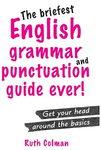 دانلود کتاب The briefest English grammar and punctuation guide ever